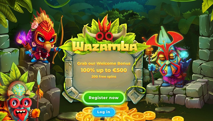 Wazamba Casino pic 1