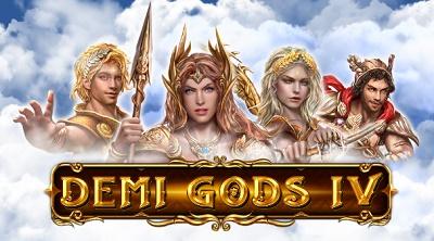 demi gods IV cadoola logo