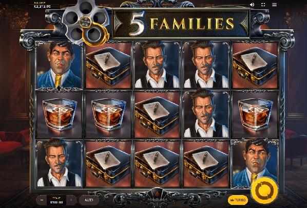 kasyna internetowe 5 families