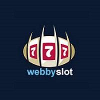 webbyslot casino logo 200