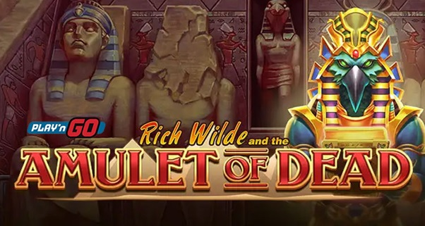 Amulet of the Dead od Play'n Go news item