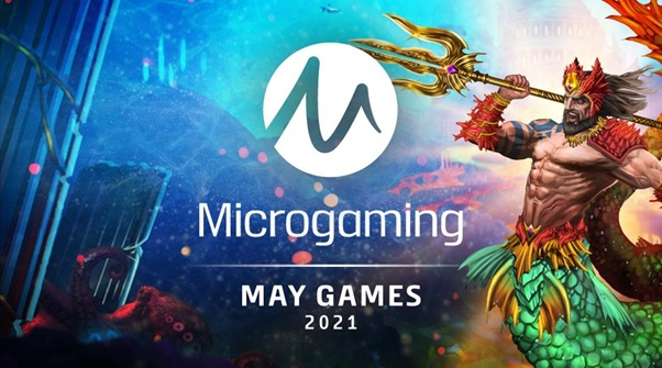 Majowe nowości od Microgaming news item