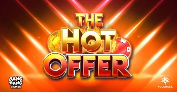 The Hot Offer od Yggdrasil i news item