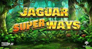 dżungli z Jaguar SuperWays news item
