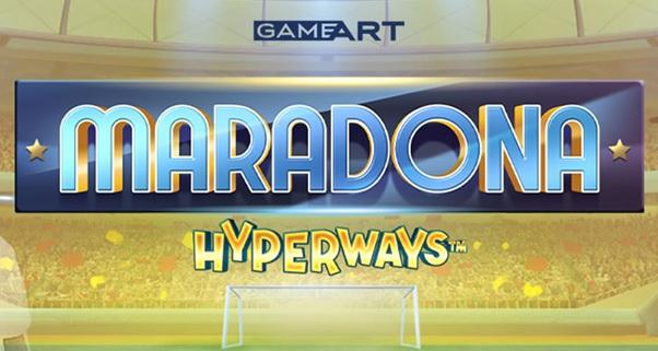 Maradona HyperWays news item
