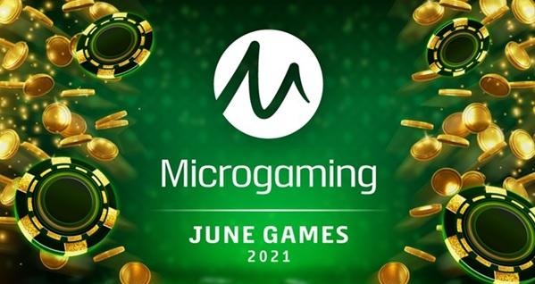 nowości od Microgaming news item